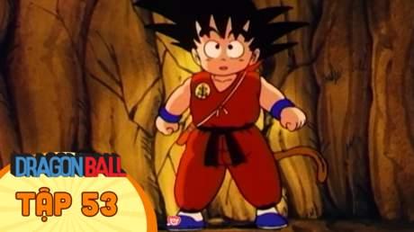 Dragon Ball - Tập 53: Ánh mắt đáng sợ