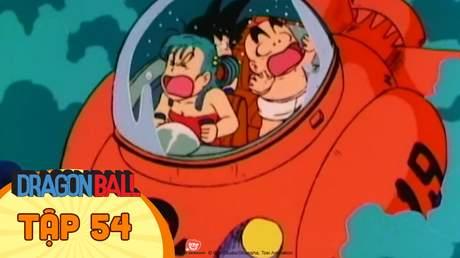 Dragon Ball - Tập 54: Chạy và chạy! Thoát thân nào