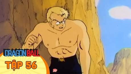 Dragon Ball - Tập 56: Woohoo! Arale cưỡi trên mây