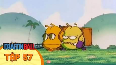Dragon Ball - Tập 57: Quyết đấu! Arale và Blue