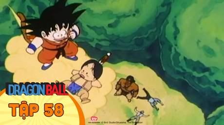 Dragon Ball - Tập 58: Thánh đại Karin