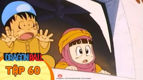 Dragon Ball - Tập 60: Quyết ăn thua Kamehameha và Nộ Thủ Lĩnh Phong