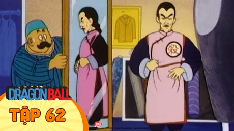 Dragon Ball - Tập 62: Hiệu quả của siêu thánh thủy