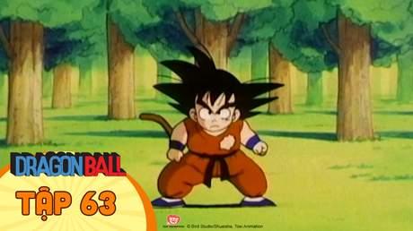 Dragon Ball - Tập 63: Đòn phản công của Son Goku