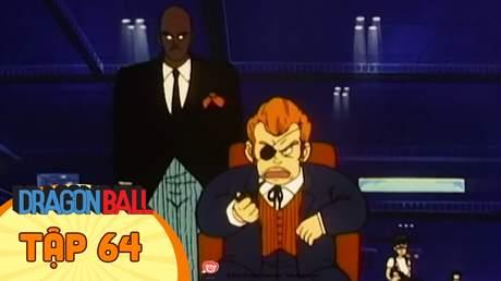 Dragon Ball - Tập 64: Kết cục của Hồng Bạch Bạch
