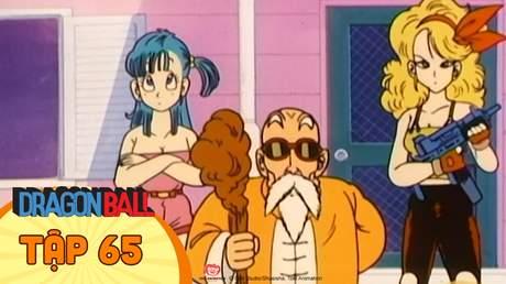 Dragon Ball - Tập 65: Xông lên nào Goku! Cuộc đột kích bắt đầu