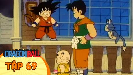 Dragon Ball - Tập 69: Có dễ thương không bà thầy bói?