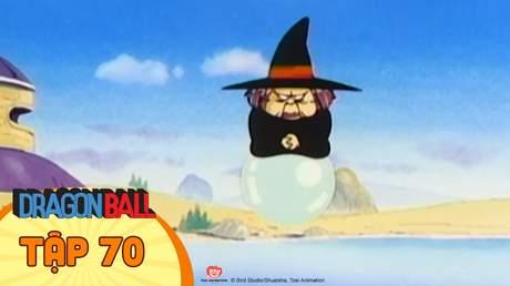 Dragon Ball - Tập 70: Tấn công nào năm võ sĩ của chúng ta