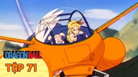 Dragon Ball - Tập 71: Trận quyết tử đẫm máu