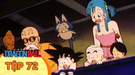 Dragon Ball - Tập 72: Goku ra trận cầu Tiêu Quỷ