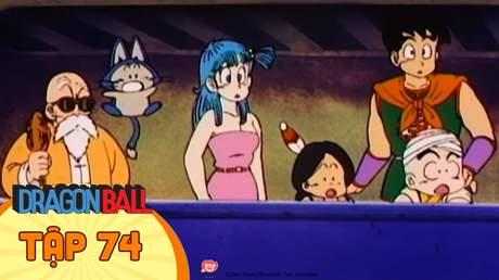 Dragon Ball - Tập 74: Võ sĩ bí ẩn thứ 5