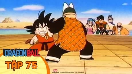 Dragon Ball - Tập 75: Bất ngờ cường địch xuất hiện