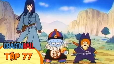 Dragon Ball - Tập 77: Chiến lược vĩ đại của Pilaf