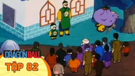 Dragon Ball - Tập 82: Yêu quái nổi loạn - Heo hươu bướm