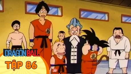 Dragon Ball - Tập 86: Đã quyết định 8 cao thủ