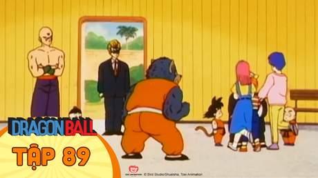 Dragon Ball - Tập 89: Đáng sợ! Nỗi hận của trăng tròn