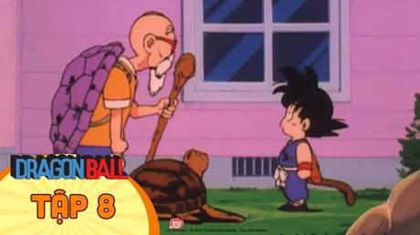 Dragon Ball - Tập 8: Kamehameha của Quy lão tiên sinh