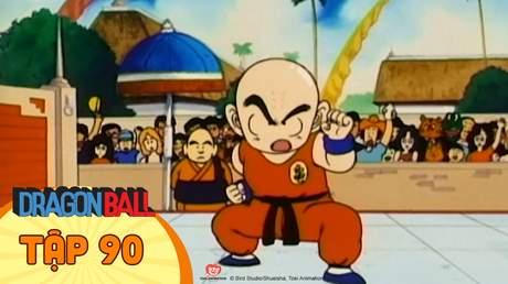 Dragon Ball - Tập 90: Tuyệt chiêu Nhất dương chỉ