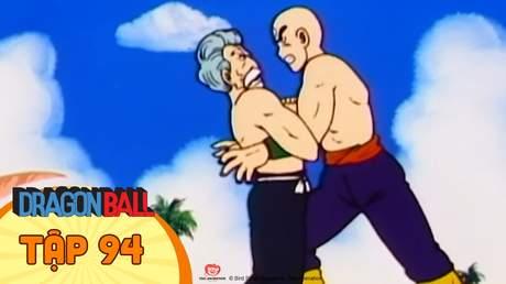 Dragon Ball - Tập 94: Ghê ghê ghê! Tân phái Hạt Lão Thái Dương Quyền
