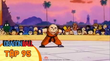 Dragon Ball - Tập 95: Chiến đấu nào Goku và Krillin