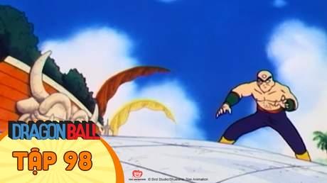 Dragon Ball - Tập 98: Kỹ thuật bí mật. Bài cầu quyền và sức mạnh chiến đấu