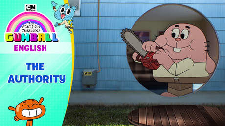 Gumball English - Ep 19: The authority