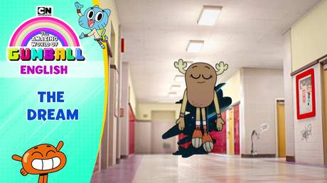 Gumball English - Ep 23: The dream