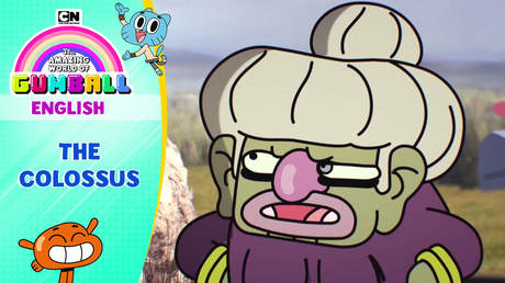 Gumball English - Ep 2: The colossus