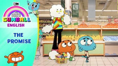Gumball English - Ep 31: The promise