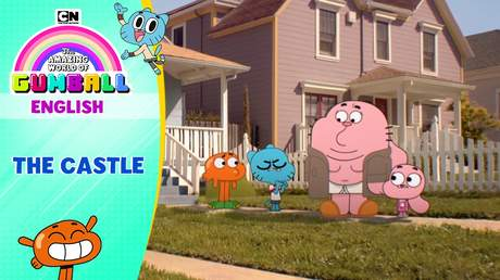 Gumball English - Ep 34: The castle