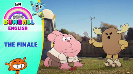 Gumball English - Ep 40: The finale