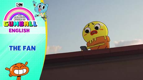 Gumball English - Ep 42: The fan