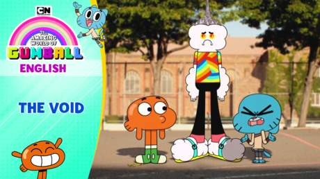 Gumball English - Ep 52: The void