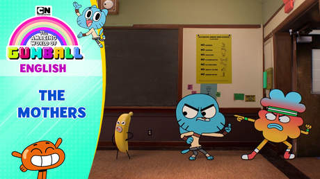 Gumball English - Ep 57: The mothers