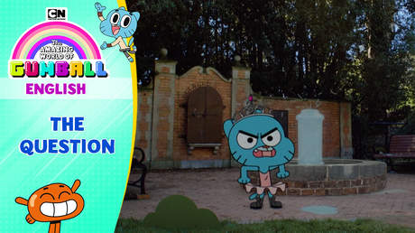 Gumball English - Ep 68: The question