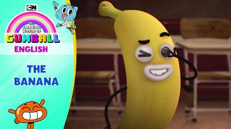 Gumball English - Ep 6: The banana