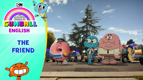 Gumball English - Ep 71: The friend