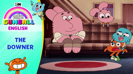 Gumball English - Ep 77: The downer