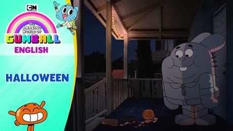 Gumball English - Ep 9: Halloween
