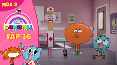 Gumball S3 - Tập 16: Dị ứng