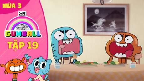 Gumball S3 - Tập 19: Đồ trì hoãn