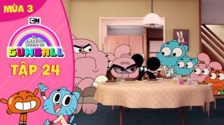 Gumball S3 - Tập 24: Người đàn ông
