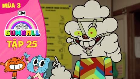 Gumball S3 - Tập 25: Chiếc bánh pizza