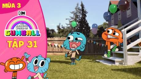 Gumball S3 - Tập 31: Người bạn