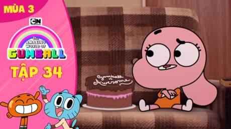 Gumball S3 - Tập 34: Tiết lộ