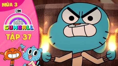 Gumball S3 - Tập 37: Người buồn bực