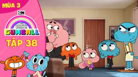 Gumball S3 - Tập 38: Quả trứng