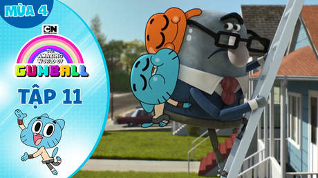 Gumball S4 - Tập 11: Bán nhà