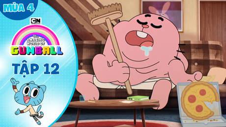 Gumball S4 - Tập 12: Công việc hằng ngày