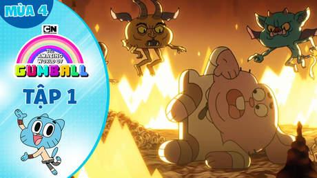 Gumball S4 - Tập 1: Sự trở lại